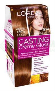 Средства по уходу за волосами Краска L'Oreal Casting Creme Gloss 534 254 мл Кленовый сироп (A8004927)