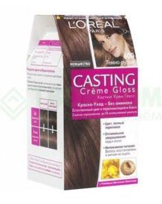 Средства по уходу за волосами Краска L'Oreal Casting Creme Gloss 600 254 мл Темно-русый (А3124200)