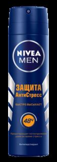 Средства по уходу за телом Дезодорант-спрей мужской Nivea Антистресс 150 мл