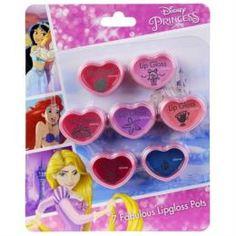 Детская косметика набор косметики для губ Markwins Princess (9715751)