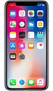 Смартфоны и мобильные телефоны Смартфон Apple iPhone X 256GB Space Gray