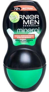 Средства по уходу за телом Дезодорант-антиперспирант Garnier Men Mineral Экстрим 50 мл