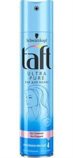 Средства по уходу за волосами Лак для волос Taft Ultra Pure Сверхсильная фиксация 225 мл