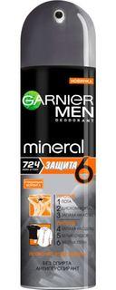Средства по уходу за телом Дезодорант Garnier Mineral men Защита 150 мл