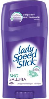 Средства по уходу за телом Дезодорант-стик Lady Speed Stick Био Защита 45мл