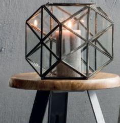 Уличные светильники, прожекторы, фонари садовые Подсвечник-фонарь 30.5 см Edelman madras