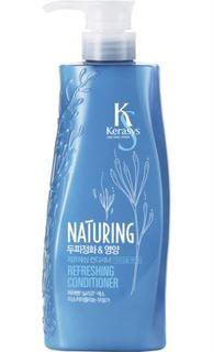 Средства по уходу за волосами Кондиционер KeraSys Naturing Refreshing Conditioner 500 мл