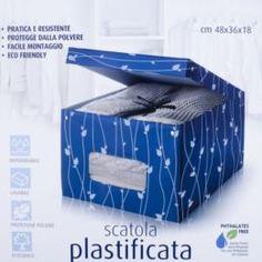 Емкости для хранения Коробка для хранения Cosatto Leaves 48х18х36 см