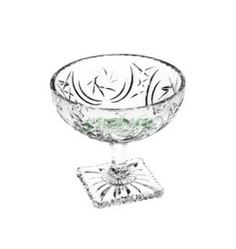 Столовая посуда Ваза для фруктов Bohemia 11.8 см (БПХ367)