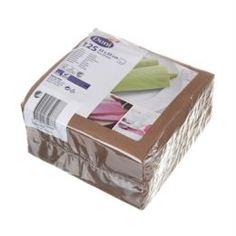 Бумажная продукция Салфетки бумажные двухслойные Duni 33х33 см 125 шт