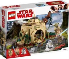 Конструкторы, пазлы Конструктор LEGO Star Wars Хижина Йоды