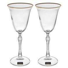 Посуда для напитков Набор фужеров для коньяка Crystalite bohemia парус/432486/185мл/2шт
