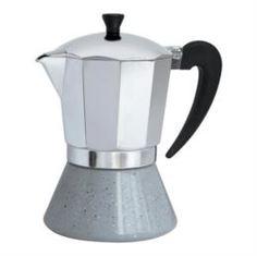 Чайники, кофейники, турки Кофеварка гейзерная Winner серебряная 400 мл