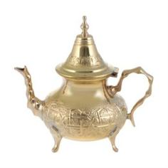 Заварочные чайники и френч-прессы Чайник МАРОКДекор Золото 850 мл