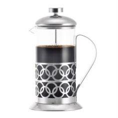 Заварочные чайники и френч-прессы Чайник заварочный Bekker серебряный 350 мл