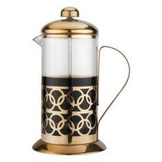 Заварочные чайники и френч-прессы Чайник заварочный Bekker золотой 350 мл