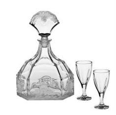 Посуда для напитков Набор для ликера 7предм patricien Bohemia- Пром (991/99999/9/68974/604-709)