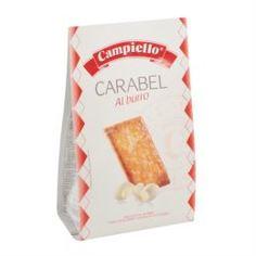 Кондитерские изделия Печенье Campiello CARABEL со сливочным маслом 250 г