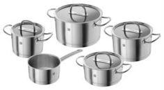Наборы посуды Набор кастрюль Zwilling Prime 9 предметов