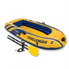Надувные лодки Надувная лодка Intex Challenger-2