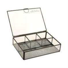 Емкости для хранения Коробка для хранения 22х15х5см Edelman grazia