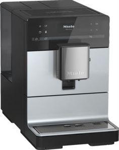 Кофеварки и кофемашины Кофемашина Miele CM5500 Silver Edition