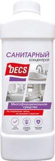 Средства по уходу за домом Чистящее средство DECS Санитарный концентрат 1 л