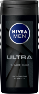 Средства по уходу за телом Гель для душа Nivea ultra 250 мл