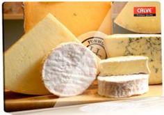 Разделочные доски Доска 20x30 Calve ломтики сыра