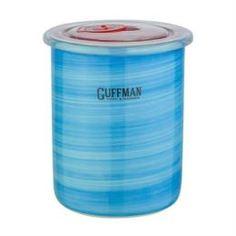 Лотки, контейнеры Банка для сыпучих продуктов Guffman Ceramics 0,6 л