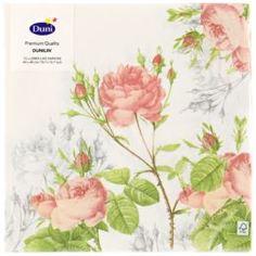 Бумажная продукция Салфетки Duni Soft Garden Pride 40х40 см 12 шт