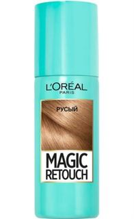 Средства по уходу за волосами Тонирующий спрей для волос LOreal Paris Magic Retouch 4 Русый LOreal