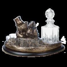 Мебель и декор Bogacho Набор посуды Байки чеширского кота-2 52015. 2300188650010 Bogacho