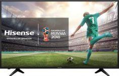 Телевизоры Телевизор Hisense H43A6100