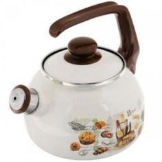 Чайники, кофейники, турки Чайник эмалированный Metrot Хлеб 2.5 л