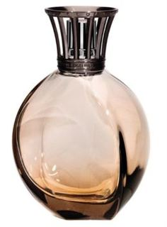 Свечи, подсвечники, аромалампы Лампа берже каприз коричневый Lampe berger