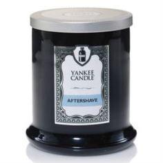 Свечи, подсвечники, аромалампы Ароматическая свеча Yankee candle Барбершоп Лосьон после бритья 228 г