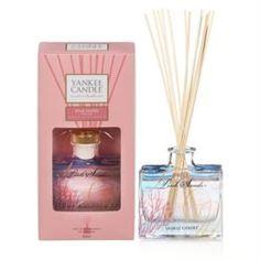 Свечи, подсвечники, аромалампы Диффузор ароматический Yankee candle Розовые пески 88 мл