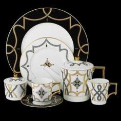Чайные пары и сервизы Сервиз чайный Hankook/Prouna Кастилло 22 предмета