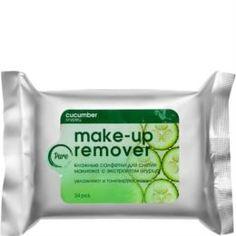 Бумажная продукция Влажные салфетки Pure Make-up remover 24 шт