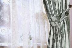 """Шторы и тюль Комплект штор Sanpa Home Collection """"Стефани"""" 200х270 см 4 предмета черный"""