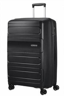 Рюкзаки и чемоданы Чемодан American Tourister Sunside черный L