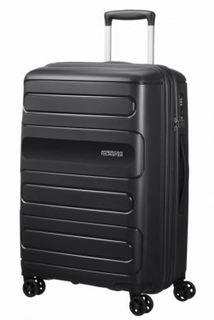 Рюкзаки и чемоданы Чемодан American Tourister Sunside черный M