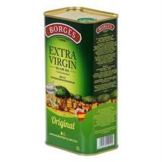 Масло растительное Масло оливковое BORGES Extra Virgin Original 1 л