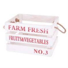Емкости для хранения Ящик для хранения Bizzotto deco fruit rosso m 111085