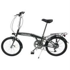 Велосипеды Велосипед складной Casadei allumiminio 20