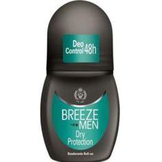 Средства по уходу за телом Дезодорант-антиперспирант Breeze Men Dry Protection 50 мл