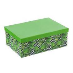 Емкости для хранения Коробка Bizzotto deco jungle 7