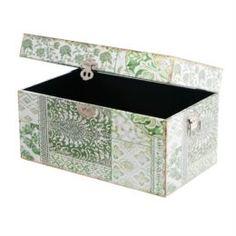Емкости для хранения Коробка подарочная Bizzotto deco Elvira l