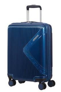 Рюкзаки и чемоданы Чемодан American Tourister Modern dream синий с блеском S